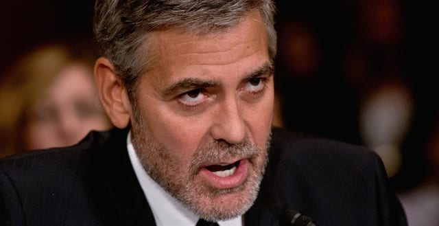 George Clooney slams Daily Mail for report on his engagement