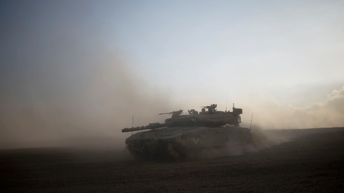Israel launches ground invasion in Gaza