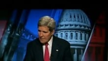 John Kerry Caught In Open Mic Talking About Israel-Gaza Conflict [VIDEO]