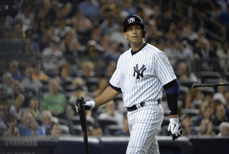 MLB Allowed A-Rod to Use Testosterone