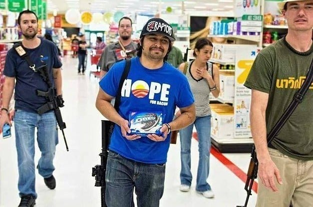 Target asks customers to not bring guns into stores