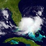 Tropical storm forms along US coast ahead of July 4