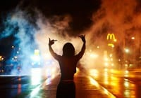 31 Arrested, 2 Shot in Ferguson