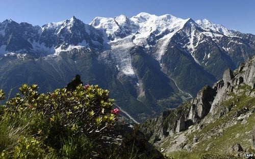 5 climbers die on Mont Blanc