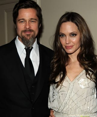 Angelina Jolie & Brad Pitt Wed In Chateau Miraval France