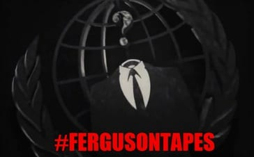 Anonymous hacks Ferguson, Mo., police site for dispatch tapes