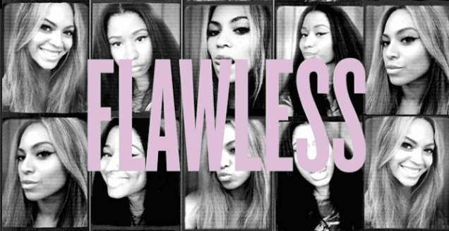 Beyoncé Addresses Elevator Fight on FlawlessRemix With Nicki Minaj