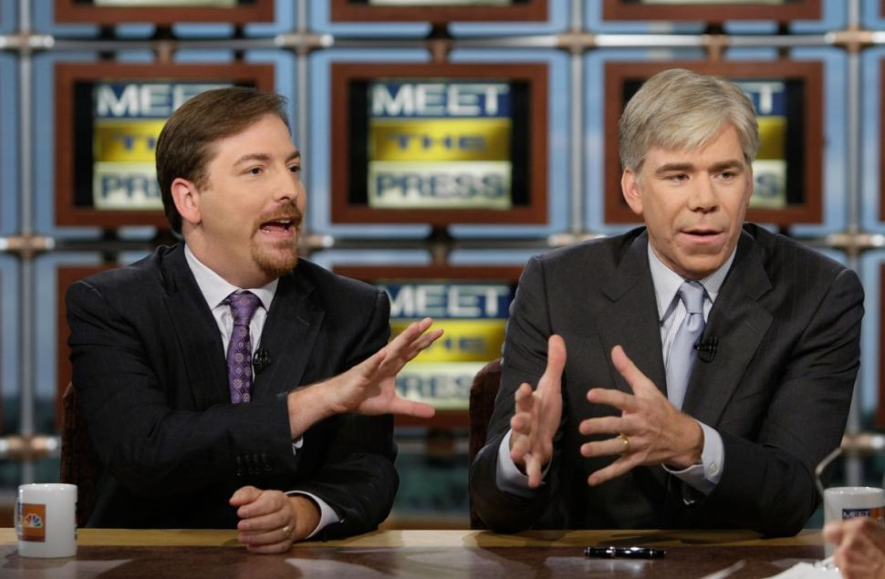 Chuck Todd to replace David Gregory on 'Meet The Press'