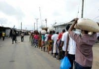 Ebola Cases Could Hit 20,000