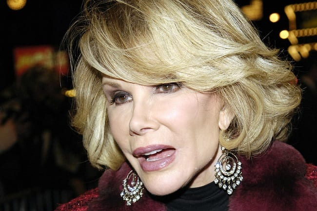 Joan Rivers In Critical Condition, Stops Breathing During Surgery