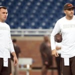 Johnny Football Loses His Starting Spot