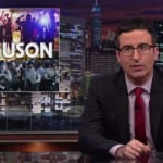 Last Week Tonight With John Oliver Ferguson & Police Link