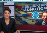 MSNBC Rachel Maddow Rick Perry Edition VIDEO