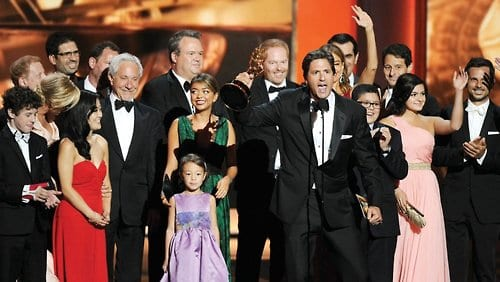 'Modern Family,' 'Breaking Bad' win big at the Emmys