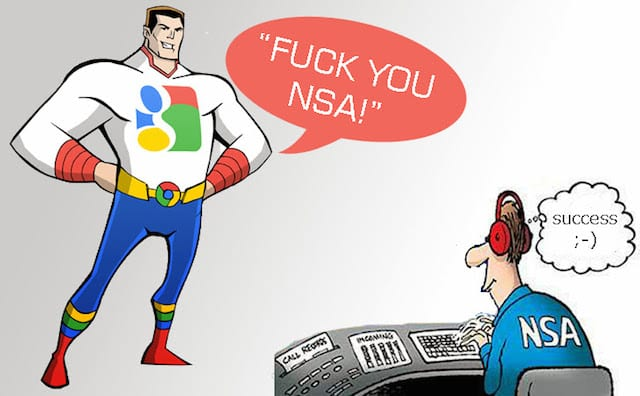 NSA Has a Google for Private Data