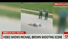 New Eyewitness- Cop Chased After Brown