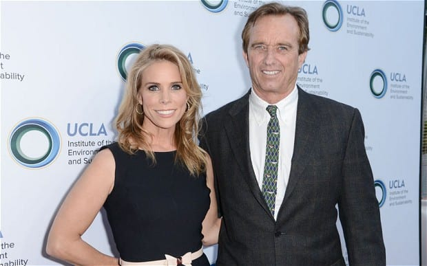 Robert Kennedy Jr. Marries Actress Cheryl Hines