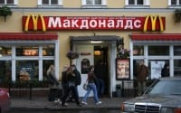 Russia Shuts Down McDonald's Franchises