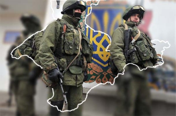 Ukraine Fears Russia Is Invading