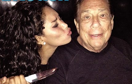 V. Stiviano Donald Sterling Is Gay