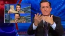 Colbert Report No Boots on the Ground in Iraq [VIDEO]