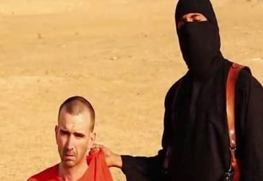 FBI chief Militant in beheading video is identified