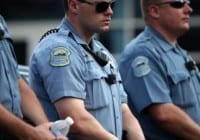 Ferguson Police Start Wearing Body Cameras