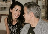 George Clooney Amal Alamuddin Married in Venice