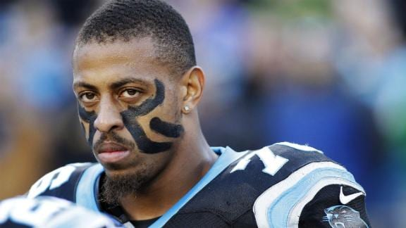 Greg Hardy Deactivated For Assaulting Ex