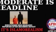 Hate Group Places anti-muslim ads on nyc busses