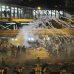Hong Kong Erupts Into Chaos