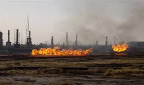 ISIS-Controlled Oil Refineries