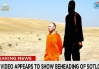 Islamic State claims to behead US journalist