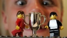 Lego beats Barbie to become top-selling toy maker
