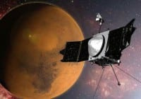 NASA's Maven orbiter enters into Martian orbit
