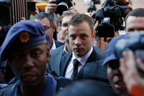 Oscar Pistorius convicted of culpable homicide in death of girlfriend
