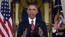 President Obama Outlines Strategy To Defeat Islamic State