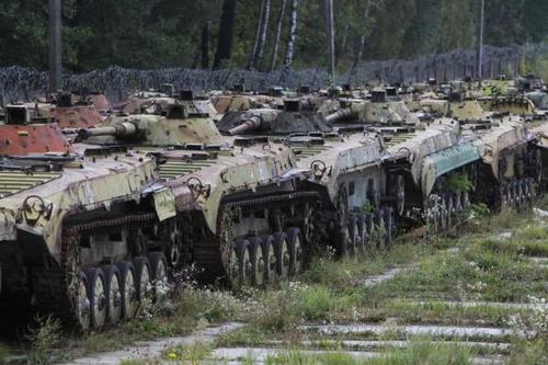 Russia forces pull back from Ukraine