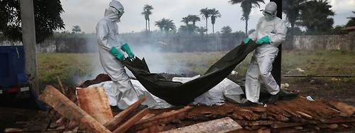 US to dispatch 3,000 personnel to West Africa to combat Ebola