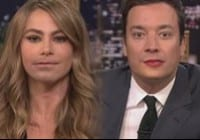 [VIDEO] Lip Flip with Sofia Vergara And Jimmy Fallon - LOL