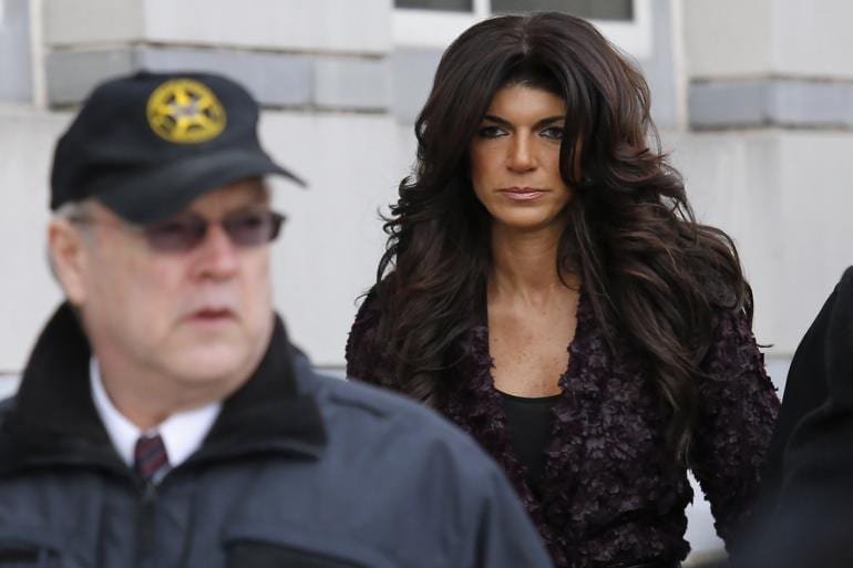 'Real Housewife' Gets 15 Months in Jail