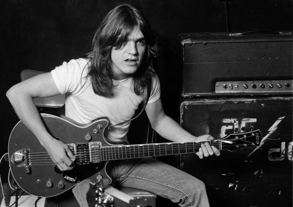 ACDC MALCOLM young