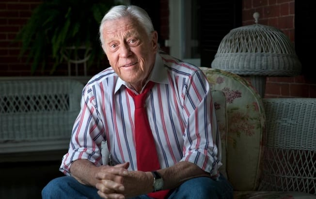 Ben Bradlee, legendary Washington Post editor, dies at 93