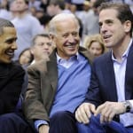 Biden's Son Discharged for Cocaine Use