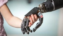 Bionic Hands Restore Sense of Touch
