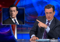 Colbert Announces Date of Final Show