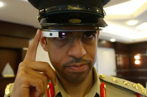 Dubai Police Force Will Use Google Glass To Catch Criminals