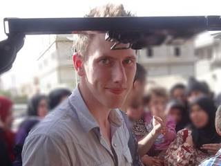 ISIS Hostage Kassig Says He's Scared to Die