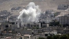 ISIS Poised to Conquer Syrian City
