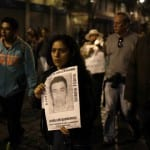 Mexico Mayor Behind 43 Missing Students